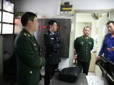 成都青羊区公安机关开展节前消防安全大检查